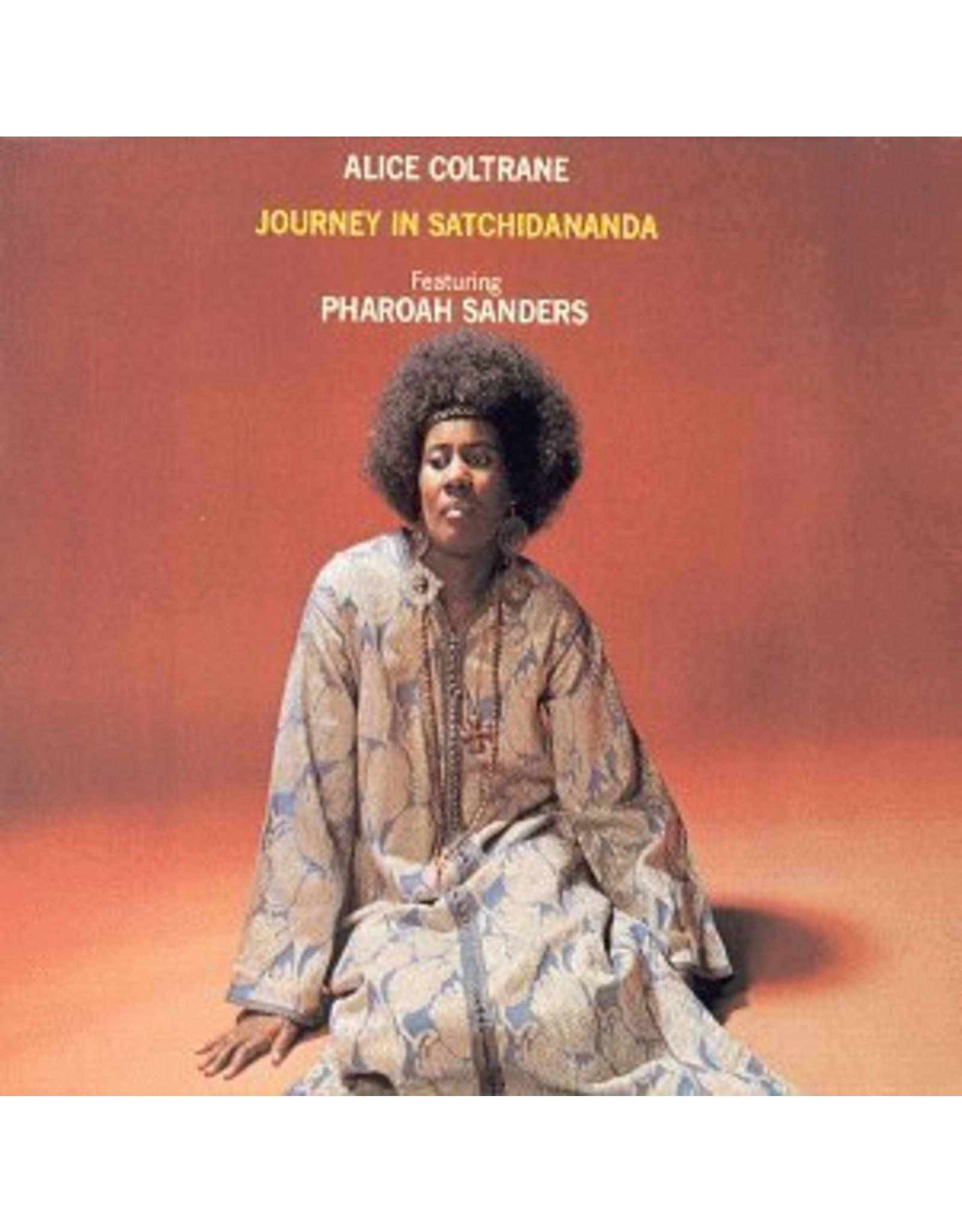 Coltrane, Alice: Journey in Satchidananda LP