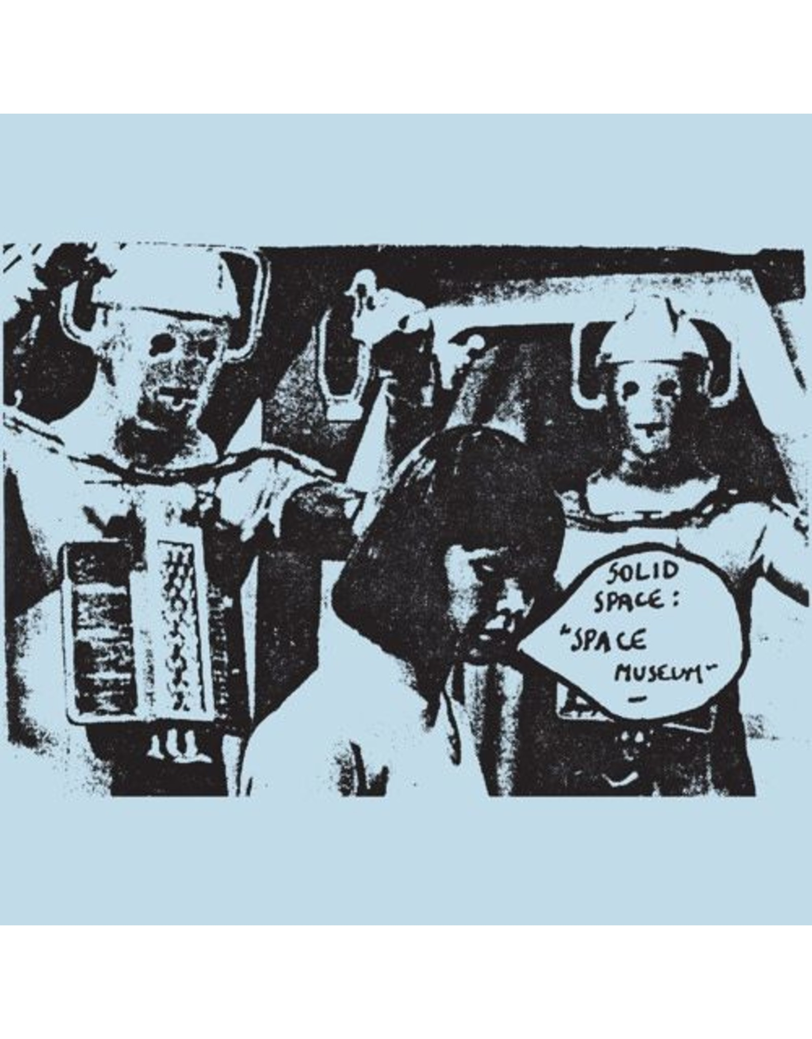 Dark Entries Solid Space: Space Museum LP