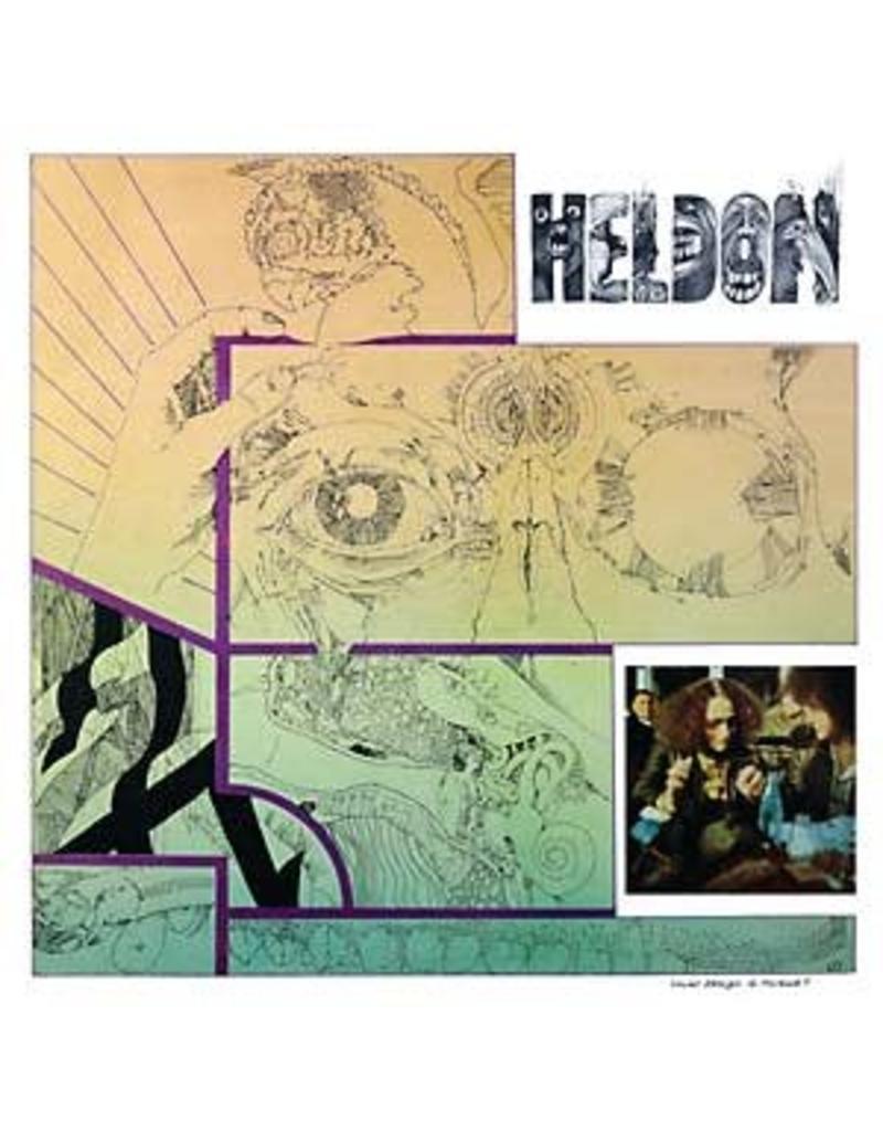 Bureau B Heldon: Electronique Guerilla LP