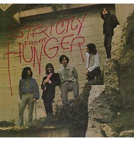 Now Again Hunger: Strictly From LP