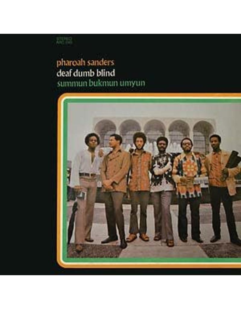 Anthology Sanders, Pharoah: Summun Bukmun Umyun - Deaf Dumb Blind LP