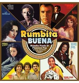 Pharaway VARIOUS: Rumbita Buena LP