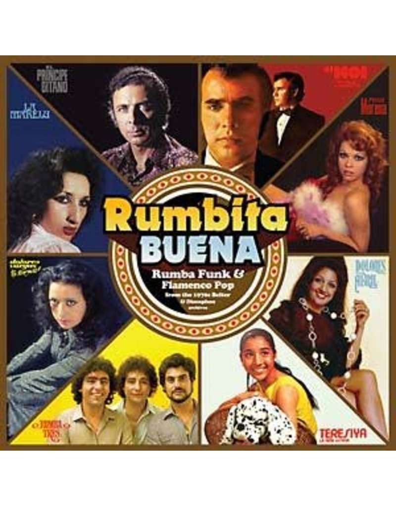 Pharaway VARIOUS: Rumbita Buena LP