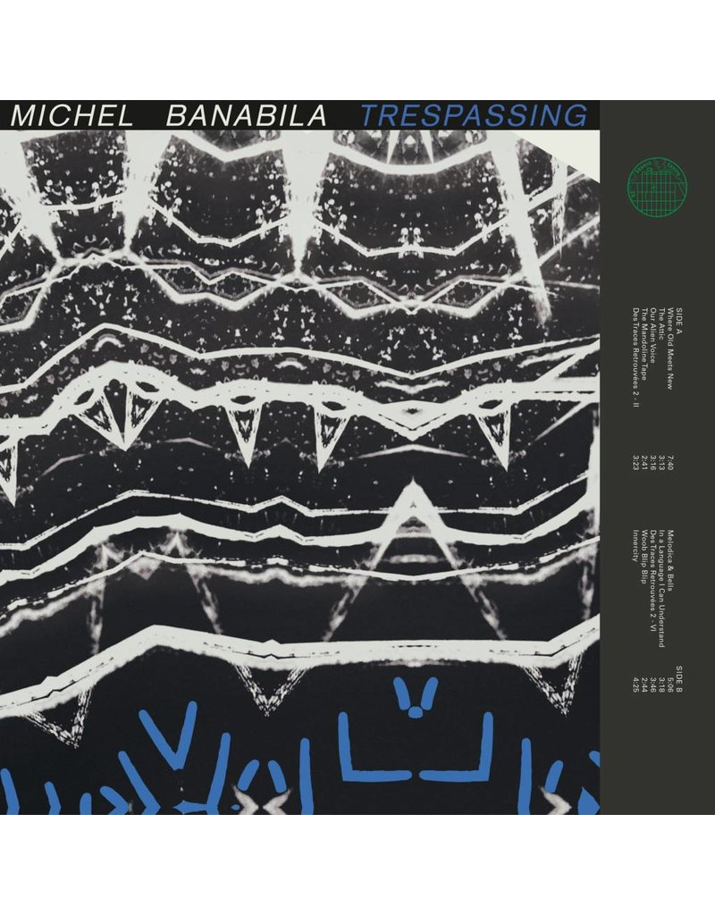 Seance Centre Banabila, Michel: Trespassing/Marilli LP