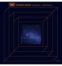ReGRM Zanesi, Christian: Grand Bruit LP