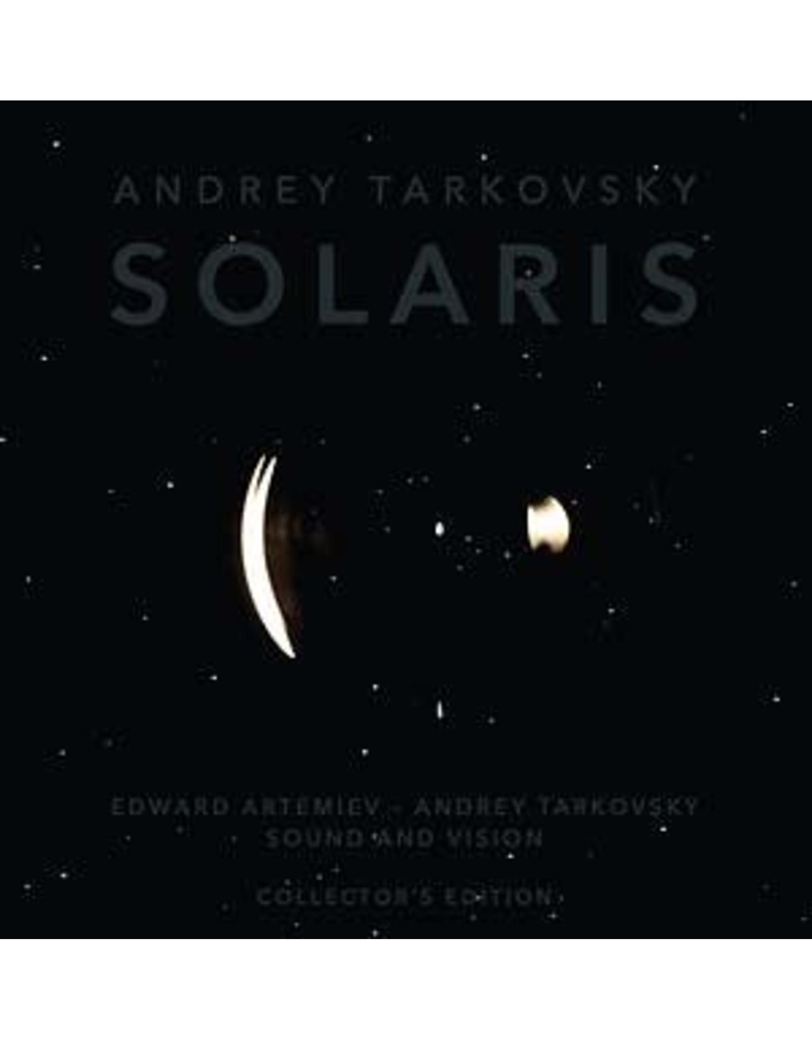 Song Cycle Tarkovsky/Artemiev: Solaris BOX