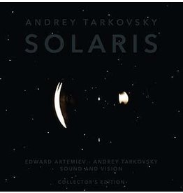 Song Cycle Tarkovsky/Artemiev: Solaris BOX