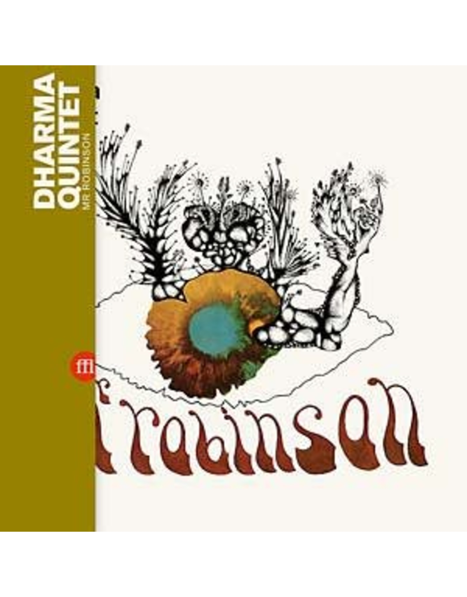 Souffle Continu Dharma Quintet: End Startin LP