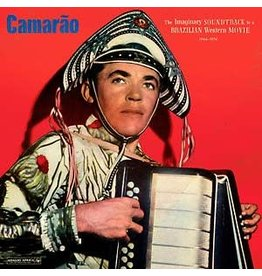 Analog Africa Camarao: Imaginary Soundtrack to a Brazilian Western Movie LP