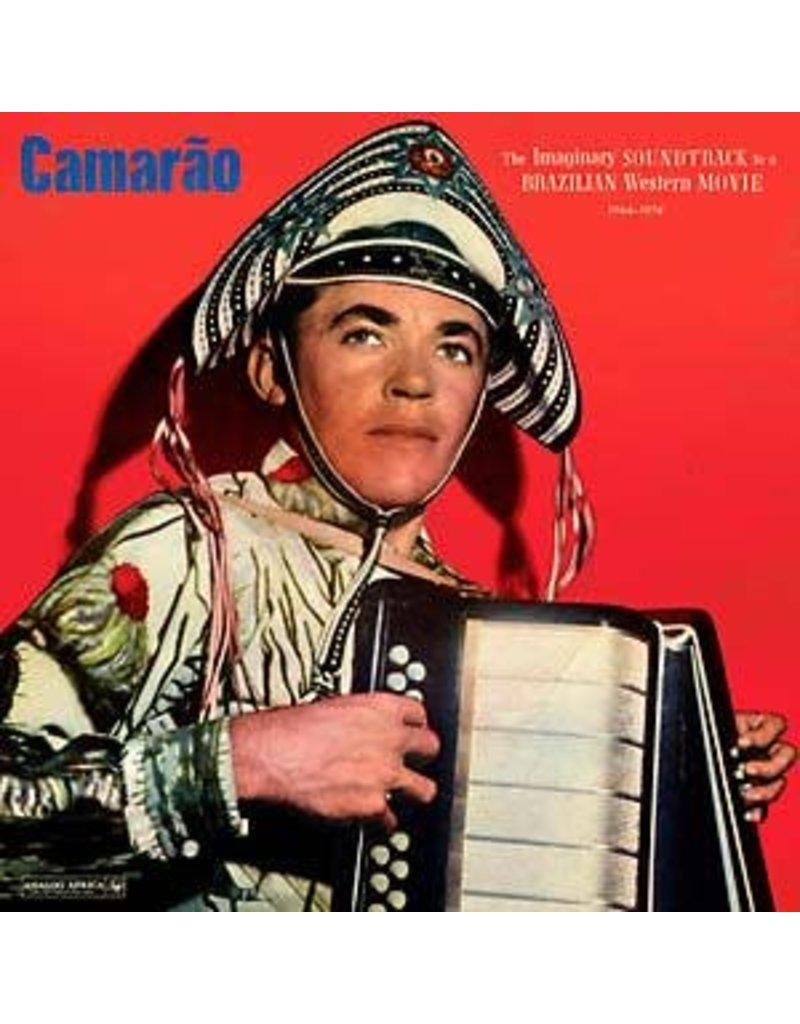Analog Africa Camarao: Imaginary Soundtrack to a Brazilian Western Movie LP