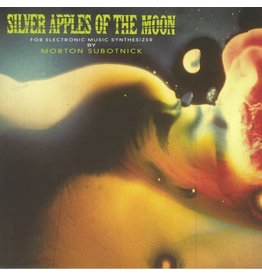 Waveshaper Media Subotnick, Morton: Silver Apples of the Moon LP
