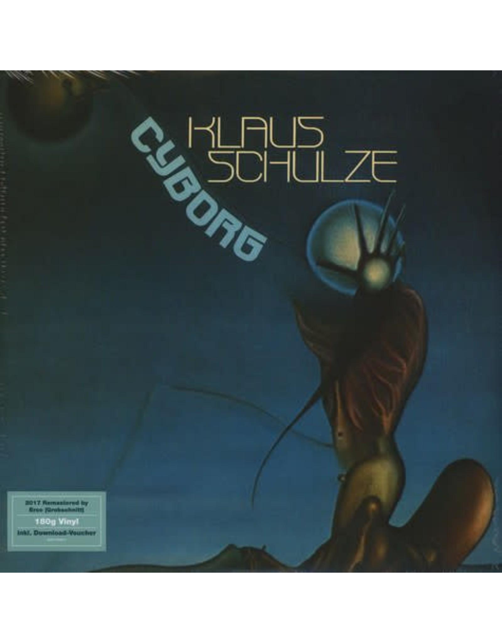 Brain Schulze, Klaus: Cyborg LP