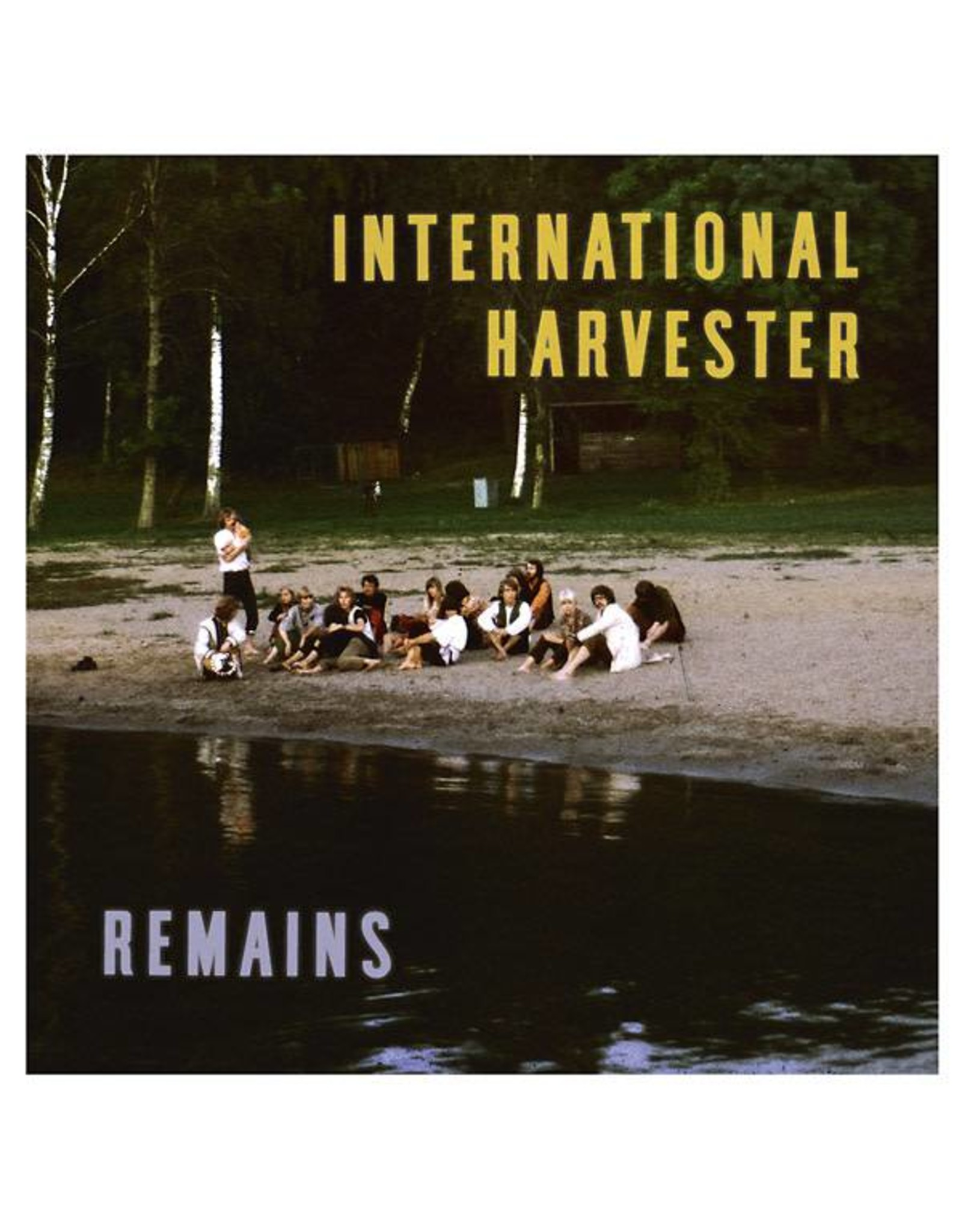 Silence International Harvester: Remain 5LP BOX