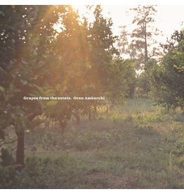 Black Truffle Ambarchi, Oren: Grapes from the Estate LP
