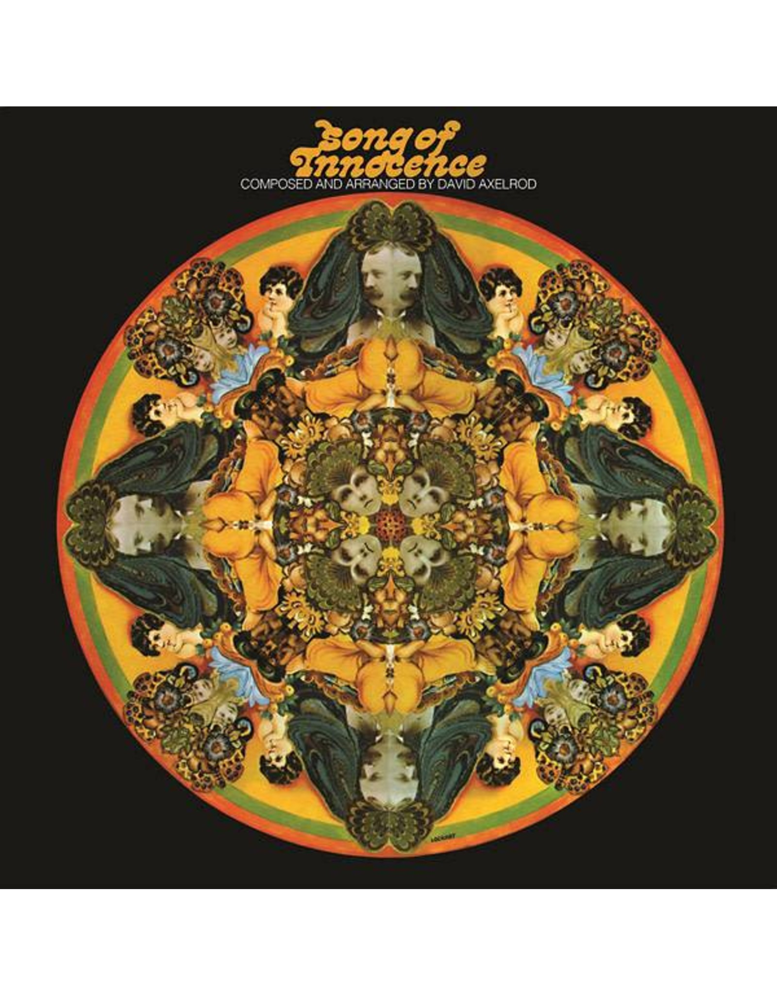 Now Again Axelrod, David: Song of Experience LP