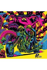 Numero Various: Warfaring Strangers: Acid Nightmares LP