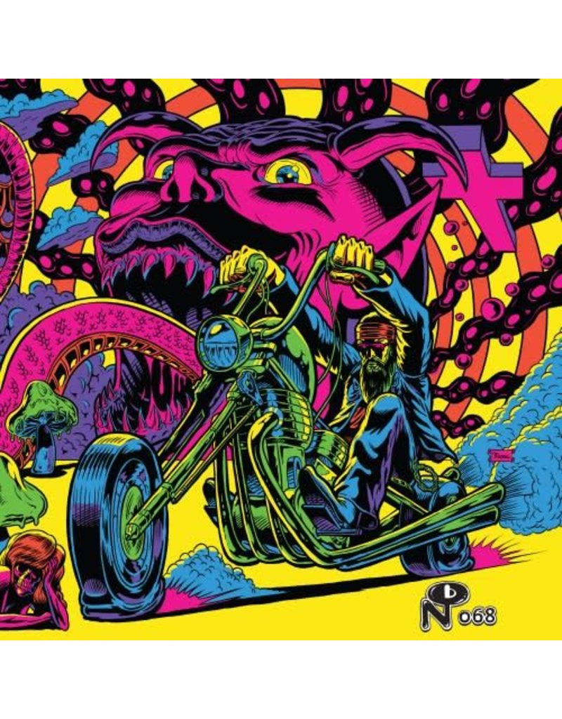 Numero Various: Warfaring Strangers: Acid Nightmares LP