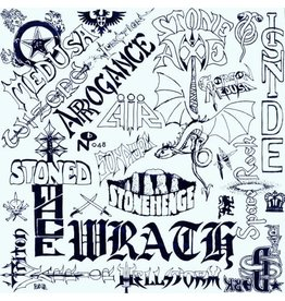 Numero Various: Warfaring Strangers: Darkscorch Canticles LP