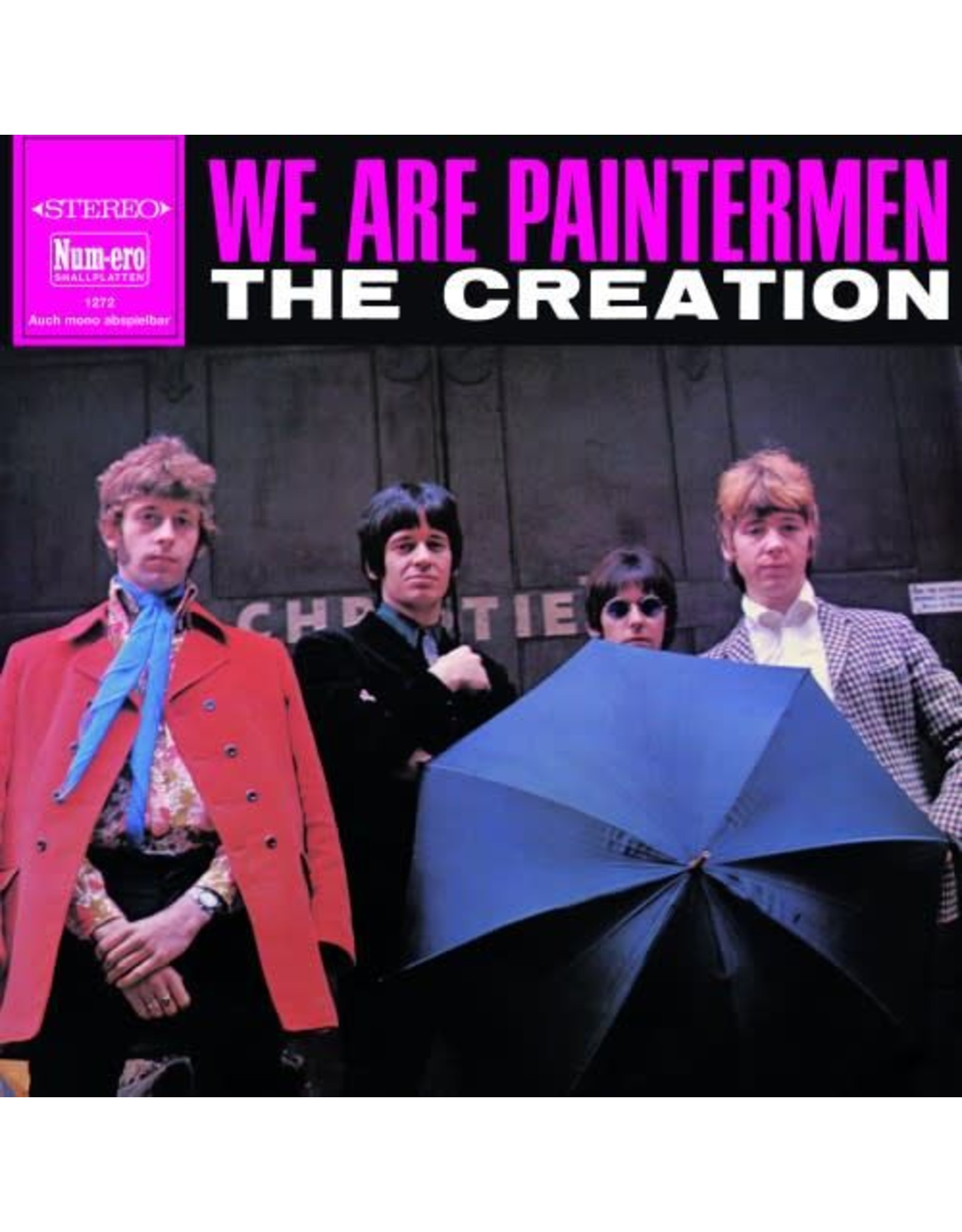 Numero Creation: We Are Paintermen LP
