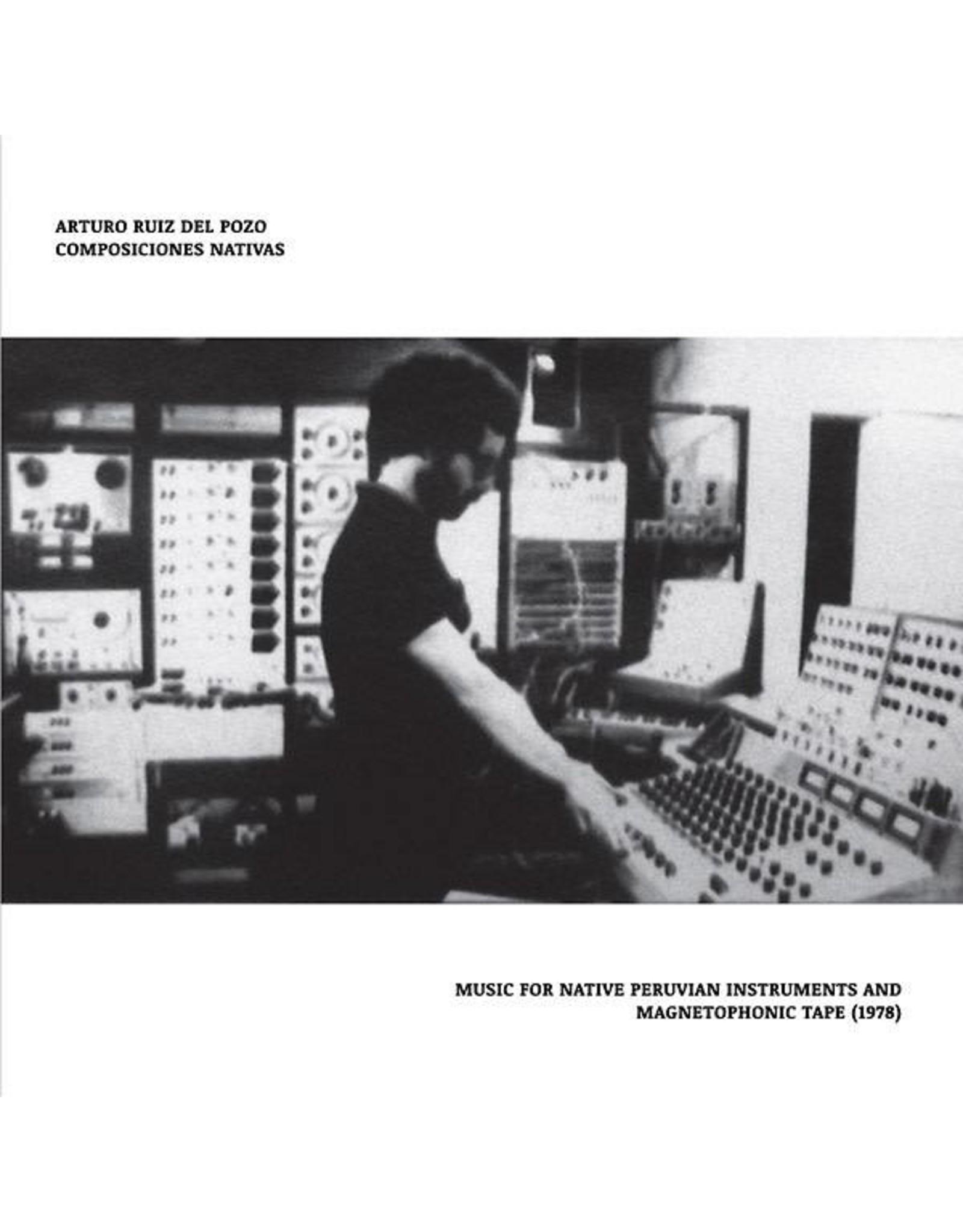 Buh Ruiz Del Pozo, Arturo: Native Compositions LP