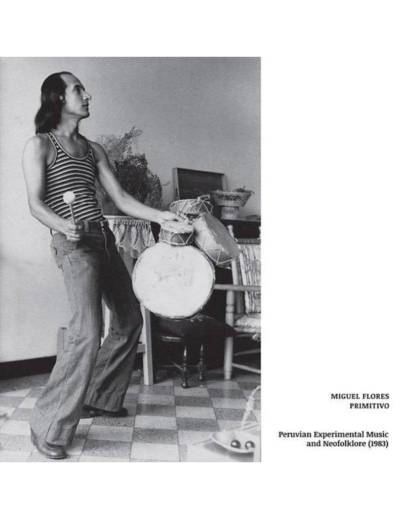 Buh Flores, M: Primitivo LP