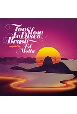 How Do You Are? Various: Too Slow To Disco Brazil 2LP