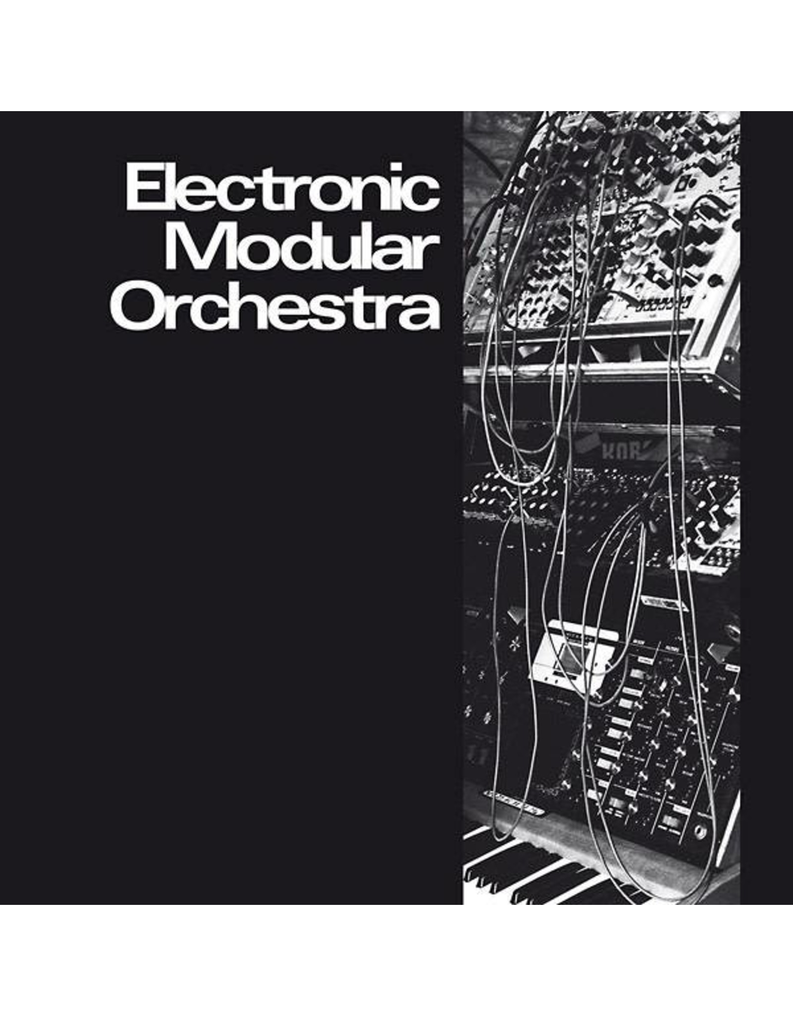 Soave Electronic Modular Orchestra: s/t 2LP