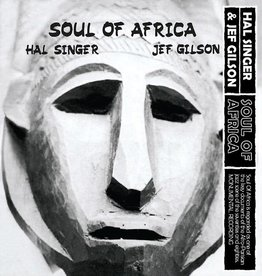 Super Sonic Jazz Singer/Gilson: Soul Of Africa LP
