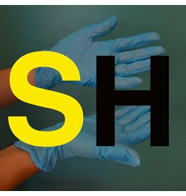 Ecstatic Sterile Hand: S/T  LP