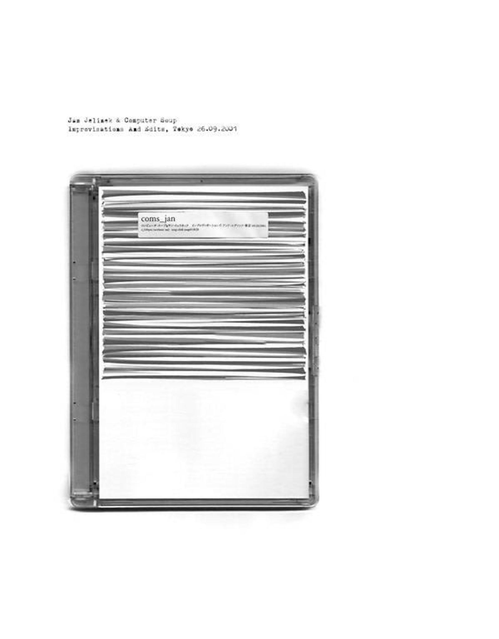 Faitiche Jelinek, Jan/Computer Soup: Improvisations & Edits LP