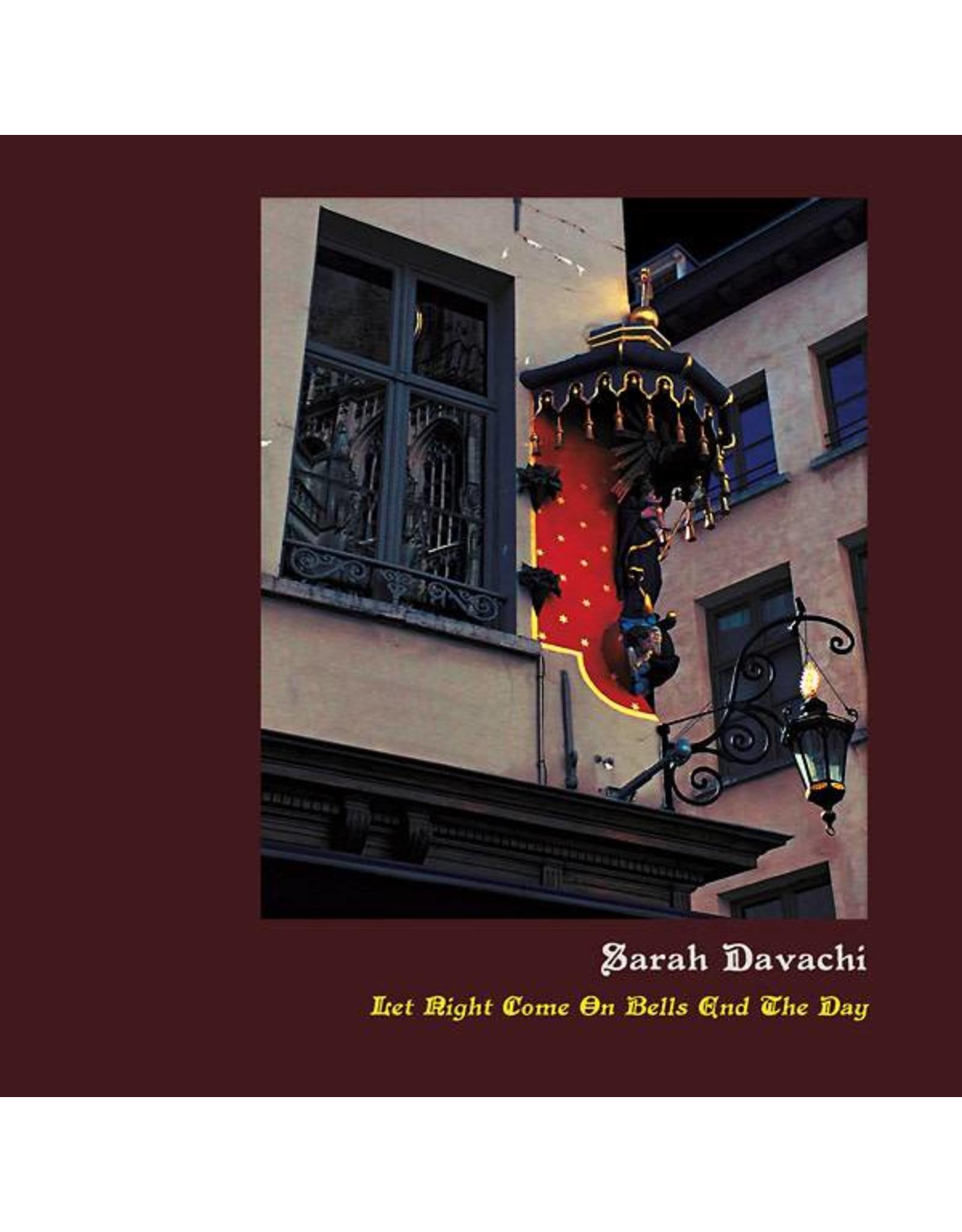 Recital Davachi, Sarah: Let Night Come LP