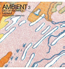 Glitterbeat Laraaji: Ambient 3: Day Of Radiance (LP+CD/180g/gatefold) LP