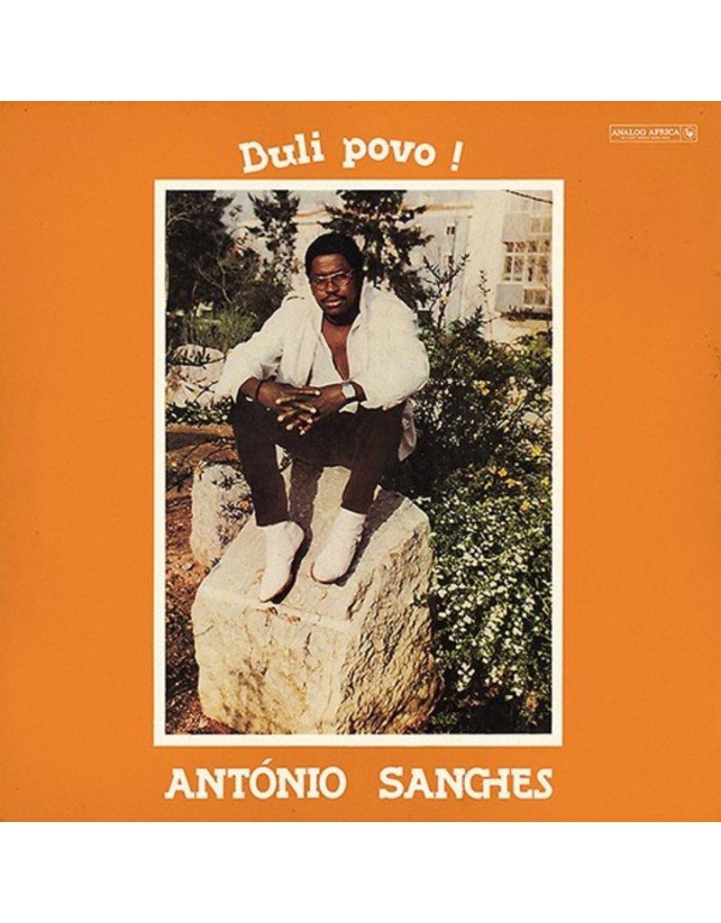 Analog Africa Sanches, Antonio: Bul Povo LP