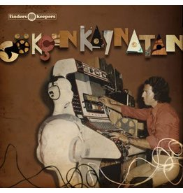 Finders Keepers Kaynatan, Gokcen: s/t LP