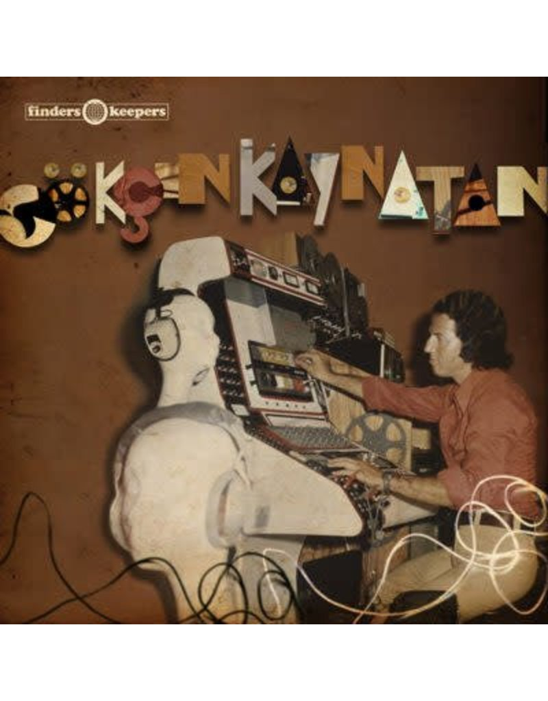 Finders Keepers Kaynatan, Gokcen: s/t LP