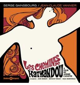Gainsbourg, Serge/Vannier, Jean-Claude: Les Chemins de Kathmandou LP