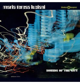 Finders Keepers Luciani, Maria Teresa: Sounds of the City LP