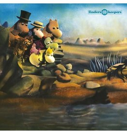 Finders Keepers Moomins OST LP