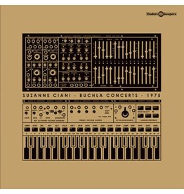 Finders Keepers Ciani, Suzanne: Buchla Concerts 1975 LP