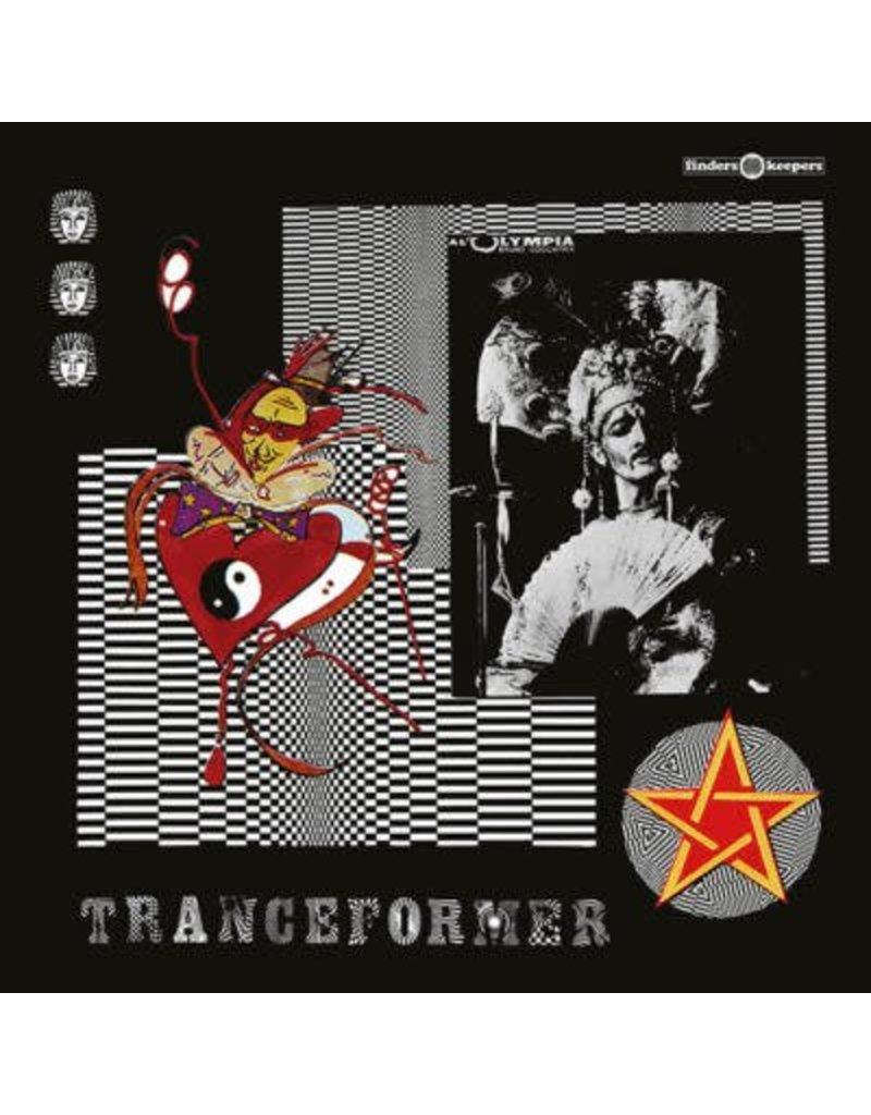 Finders Keepers Krozier, Geoff & The Generator: Tranceformer LP