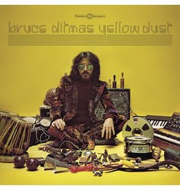 Finders Keepers Ditmas, Bruce: Yellow Dust LP