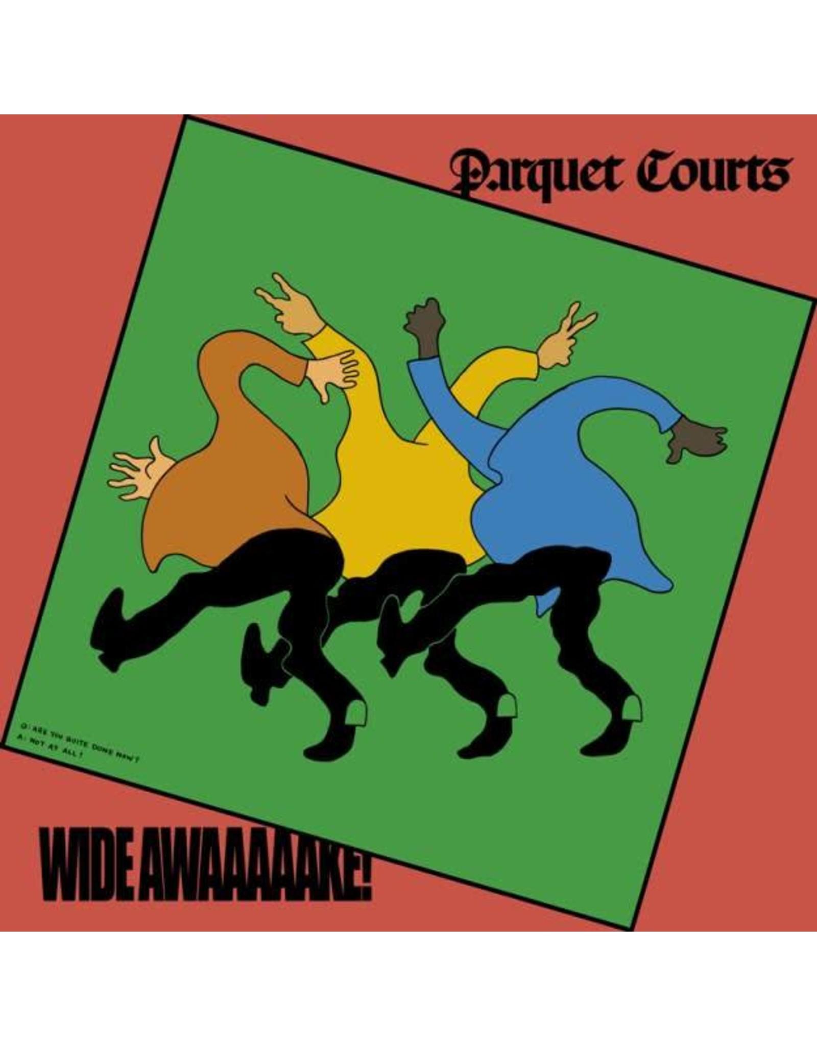 Rough Trade Parquet Courts: Wide Awake! LP