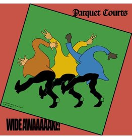 Rough Trade Parquet Courts: Wide Awake! LP