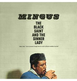 Superior Viaduct Mingus, Charles: The Black Saint And The LP