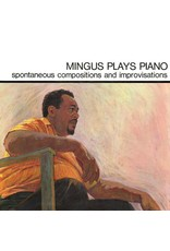 Superior Viaduct Mingus, Charles: Mingus Plays Piano LP