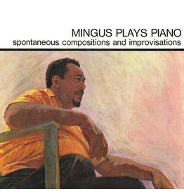 Superior Viaduct Mingus, Charles: Mingus Plays Piano LP