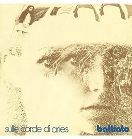 Superior Viaduct Battiato, Franco: Sulle Corde Di Aries LP