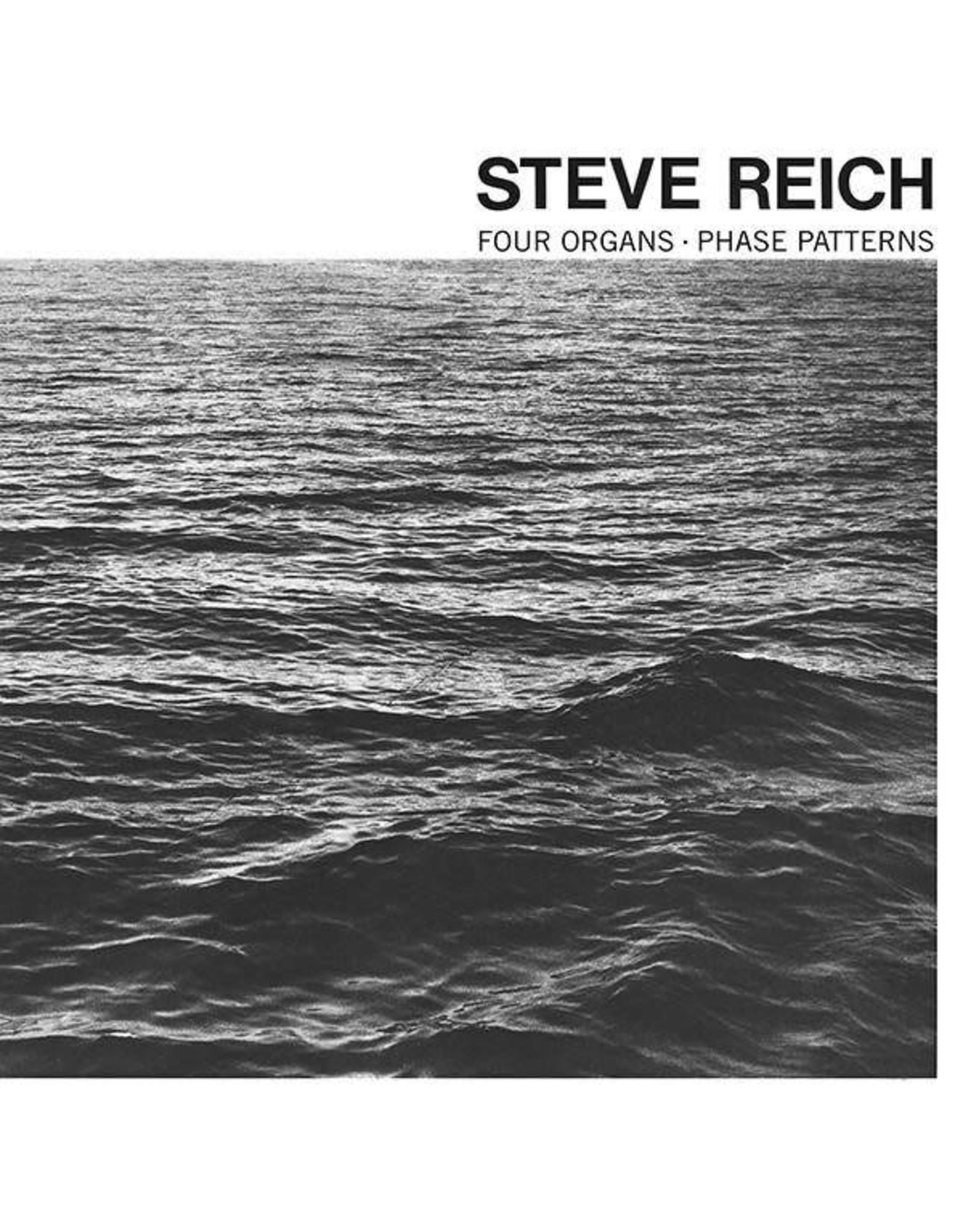 Superior Viaduct Reich, Steve: Four Organs / Phase LP