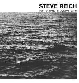 Superior Viaduct Reich, Steve: Four Organs / Phase LP