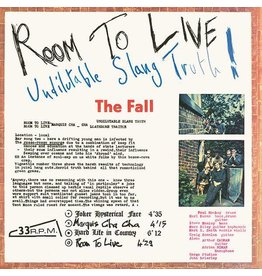 Superior Viaduct Fall: Room to Live LP